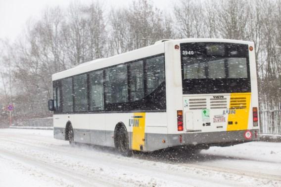 Bus- en tramlijnen MIVB en De Lijn zwaar verstoord