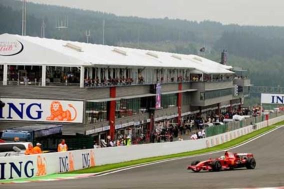 Spa-Francorchamps wordt toeristische attractie