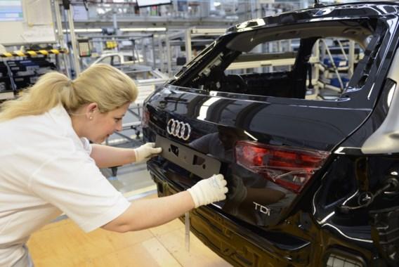 Bonus voor Audi-personeel