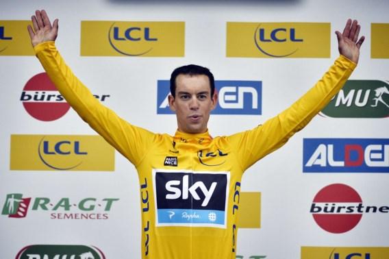 Richie Porte blijft leider in UCI WorldTour, Nibali derde