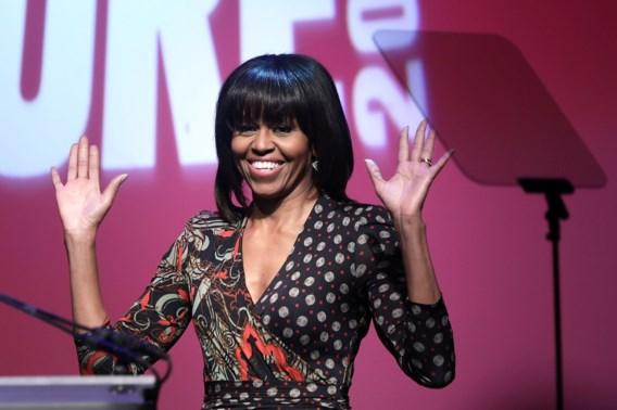 Bankgegevens Michelle Obama gehackt