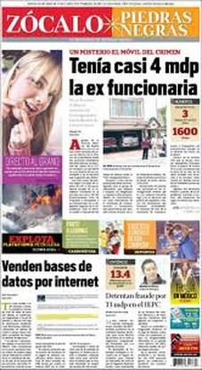 Mexicaanse krant stopt met misdaadberichtgeving