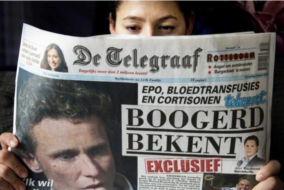 Telegraaf blijft verlies maken