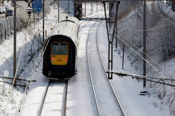 Hopen op normaal treinverkeer