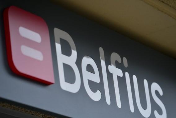 Belfius boekt 415 miljoen euro winst