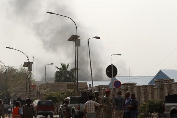 Explosies vlakbij ministeries in Bagdad