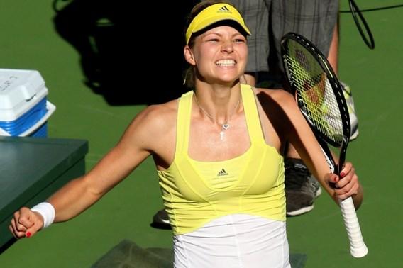 Maria Kirilenko voorbij Kvitova naar halve finales