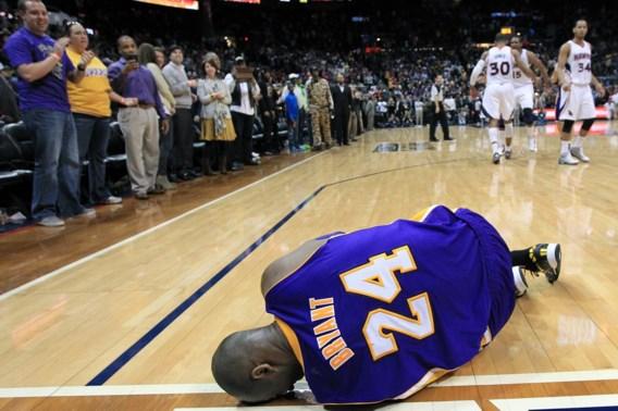 Record voor LeBron James, blessure voor Kobe Bryant