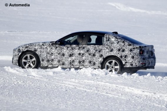 BMW 4-Serie Gran Coupé: Audi A5 Sportback in het vizier