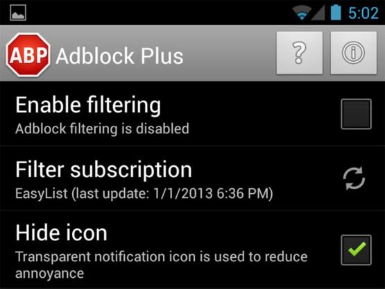 Google verwijdert advertentieblokkers uit Play Store