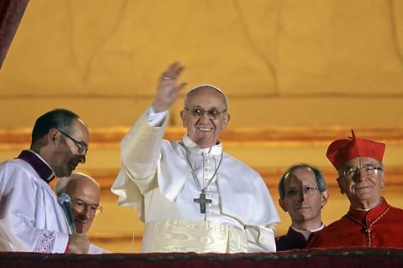 Meteen drukke agenda voor paus Franciscus