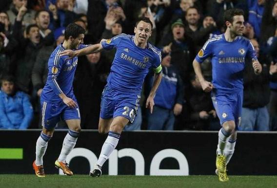 EUROPA LEAGUE. Weergaloze Hazard stoot door met Chelsea