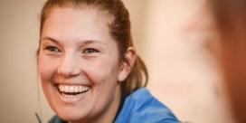 Evi Van Acker: 'Ik heb nooit getwijfeld'