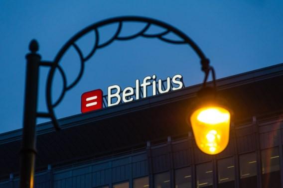 Vakbonden blokkeren toegang tot hoofdzetel Belfius