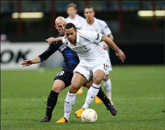 EUROPA LEAGUE. Tottenham houdt sterk Inter af na verlengingen