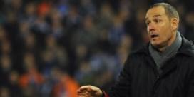 Coach Fernandez verlengt contract bij AA Gent