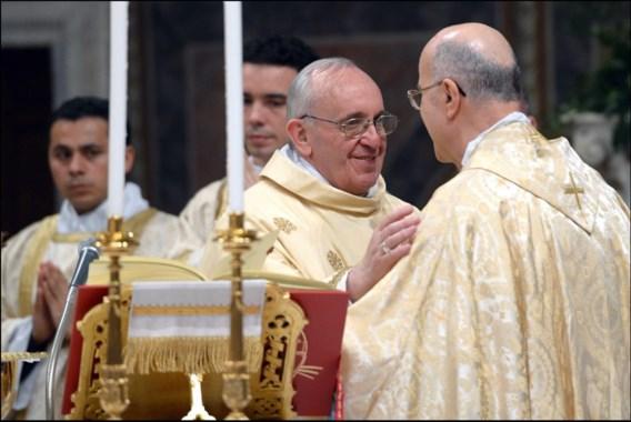 Vaticaan ontkent betrokkenheid nieuwe paus bij dictatuur
