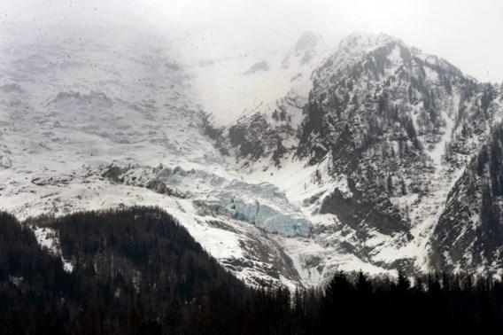Britse wandelaar en zoon omgekomen in massief van Mont-Blanc