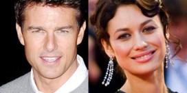 Tom Cruise is dol op Bondgirl
