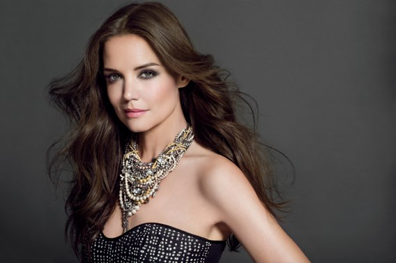 HOW TO. De Katie Holmes-look.