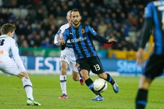 Victor Vazquez verlengt contract bij Club Brugge