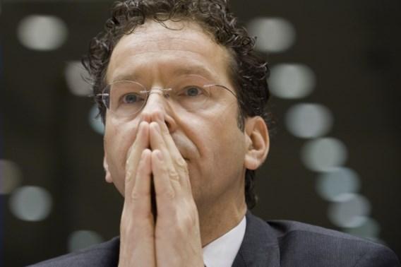 Dijsselbloem erkent 'systemisch risico' voor eurozone