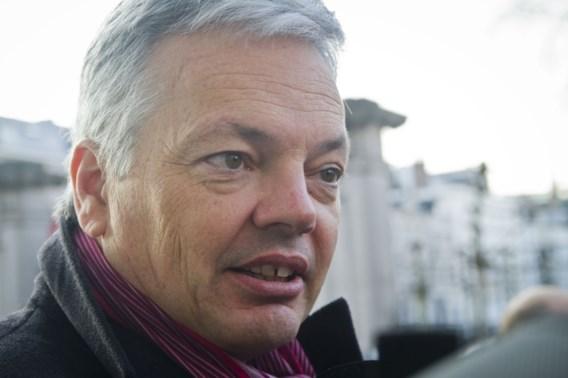 Reynders: 'Metropolitane gemeenschap kan drang naar Brusselse uitbreiding wegnemen'