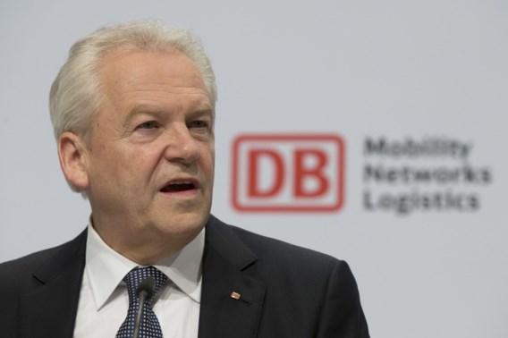 Deutsche Bahn zet sterke cijfers neer