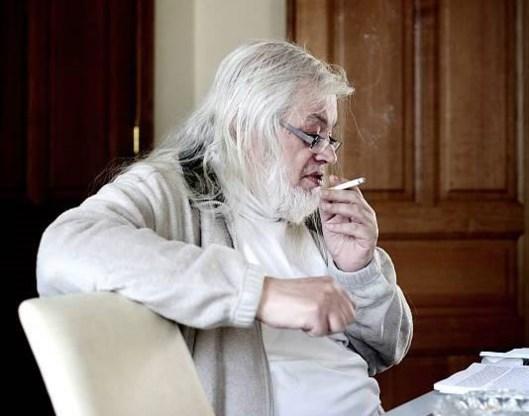 Jean-Pierre Van Rossem krijgt bezoek van deurwaarder