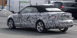 Audi A3 opent dak