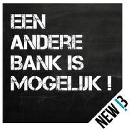 Nieuwe bank 'New B' al over helft beoogde coöperanten