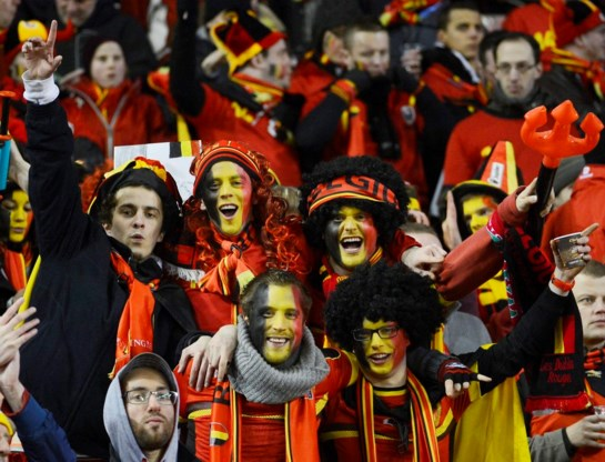 België - Servië na vijf minuten al uitverkocht