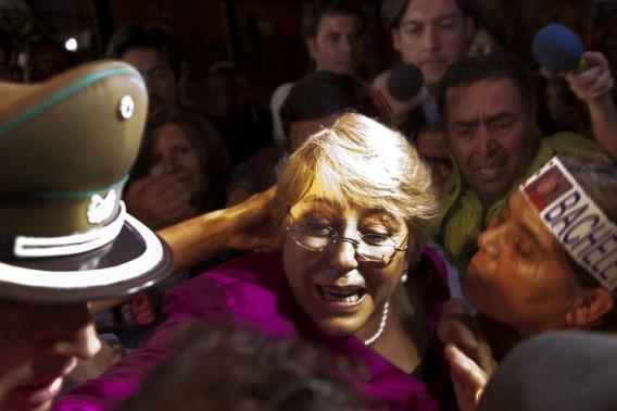 Michelle Bachelet opnieuw kandidaat voor presidentschap Chili