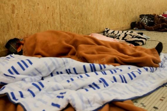 Brusselse winteropvang voor daklozen met 14 dagen verlengd