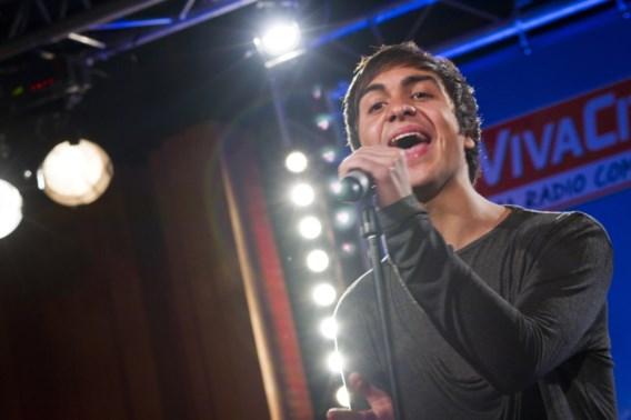 Roberto Bellarosa als voorlaatste aan de bak in halve finale Songfestival
