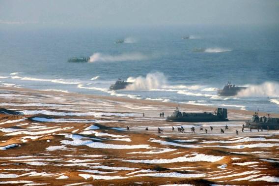 Noord-Korea overdrijft militaire macht met Photoshop