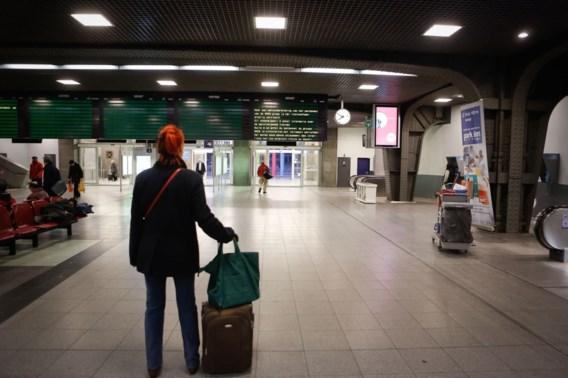 NMBS overweegt toegangspoortjes aan perrons in Zaventem