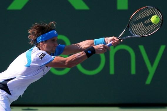 Ferrer is eerste halvefinalist in Miami