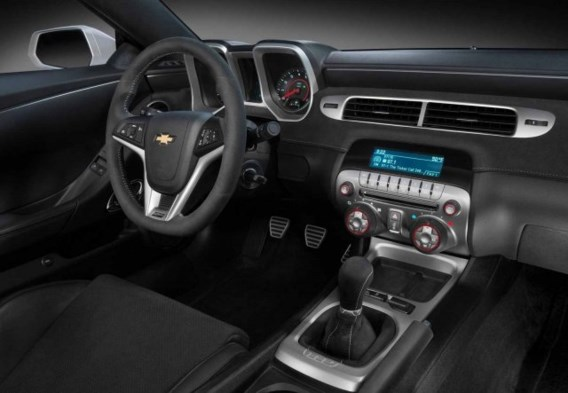 Chevrolet Camaro Z/28: bad boy for life