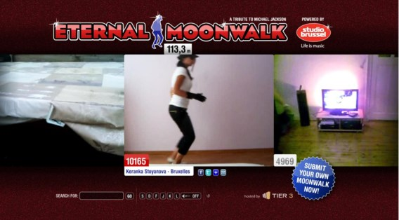 Wie een filmpje uploadde op Eternalmoonwalk.com, kreeg Noord-Koreaanse malware in ruil.