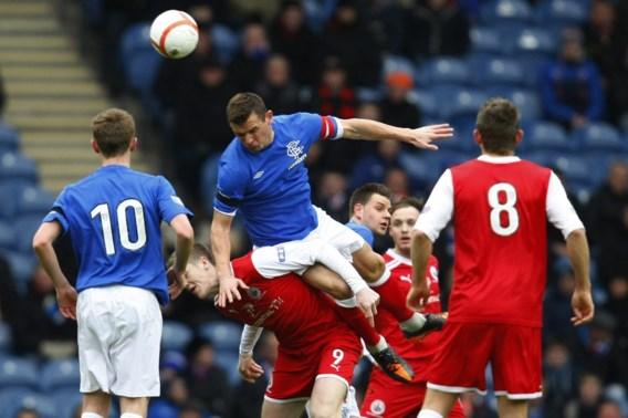 Glasgow Rangers veroveren titel in Schotse vierde klasse