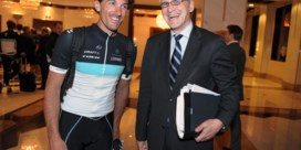 Kris Peeters feliciteert Cancellara met 'oververdiende overwinning'