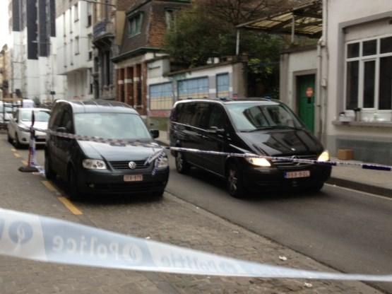 Verdacht overlijden in Sint-Joost-ten-Node
