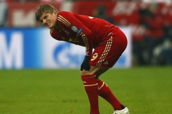 Bayern moet sleutelspeler rest van het seizoen missen