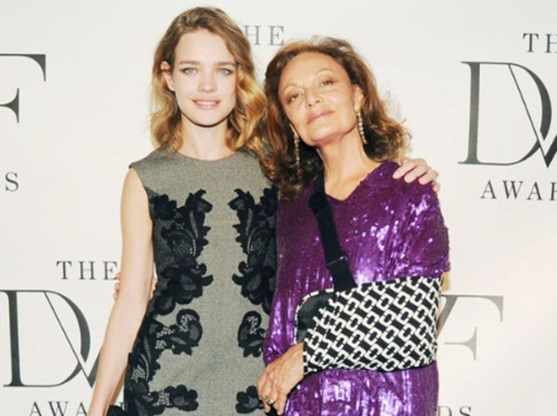 Diane von Furstenberg Awards bekroont sterkste vrouwen van 2013