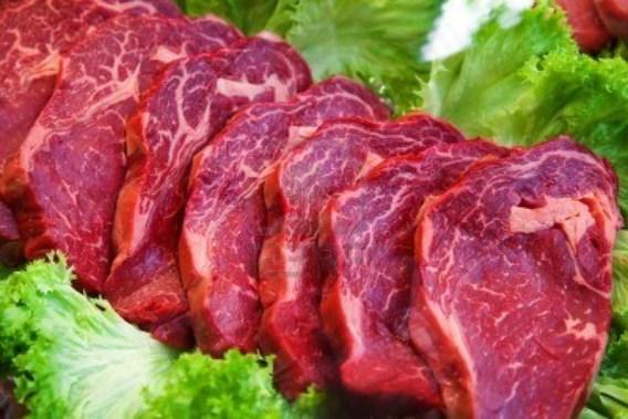 Nog een frappante reden waarom rood vlees ongezond is