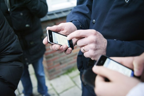 Kwart van politiezones actief op Twitter