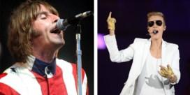 Liam Gallagher: 'Ik ben een Belieber'