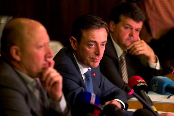 Bart De Wever: 'Niet panikeren, wel voorzichtig zijn'