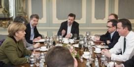 Ook Cameron en Merkel willen strijd tegen belastingontwijking versterken